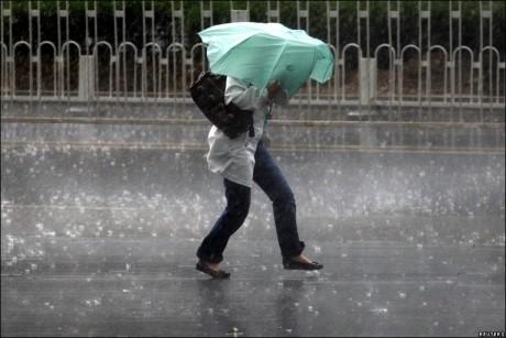 COD GALBEN de ploi şi vânt. HARTA zonelor afectate